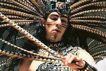 Aztec court garb / by Christine Athena