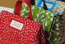 Bags and Totes / by Ginger Watkins