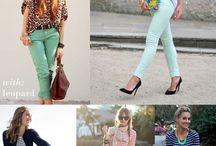 Fashion Inspiration / by Qilah G
