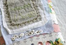 Pillow ideas / by Marta Lochner