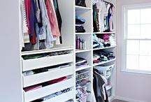 my dream closet / by Molly Whitehead