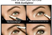 Make-up tips / by Paula Rhodes