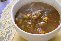 Soup!! / by Carol Foley