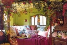 Bedroom / by Ginger Rabern