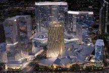 Interesting Buildings in Las Vegas / by VegasSeth