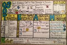 Anchor Charts / by Kelle Rowan