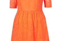 Tangerine Tango Mood / by Bank Clothing
