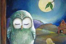 Owls / by Cecilia Mignuolo