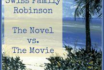 The Swiss family robinson / by Chandini Sheeba