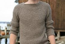 what to knit for the men in your life / by Alex Capshaw-Taylor