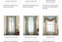 Curtains / by Jini Suttner
