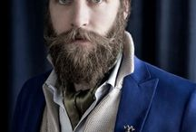 Beards, Men's Fashion, and More Beards / by Elizabeth Windon
