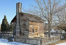 Cozy Cabins / by Wild Gourd
