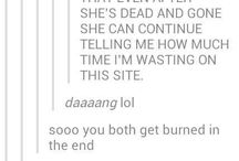 Tumblr is Hilarious / by Ale007