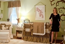 Nursery Ideas / by Kim Pearson