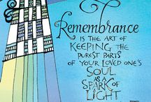 Zenspirations on Remembrance, Loss & Grief / This is a board showcasing Joanne Fink's Zenspirations pieces about remembrance, grief, loss and leaving a lasting legacy.  / by Joanne Fink