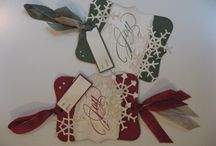 Bags & Tags II (Holidays) / by Cindy Gitto-Wilson