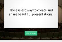 HTML5 Slideshow & Presentation Builders / by Robin Good