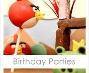 Birthday Party Ideas / by Joyce Patman
