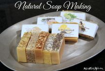 soap making / by Vikki Brook