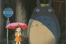 Totoro / by Emily K