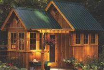 Cabin ideas / off grid information / by Paul Steffan