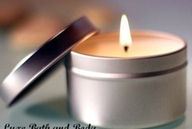 Candles & Bath / by Pina Albanese Basile