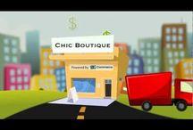 E commerce / by Jayne Baugh