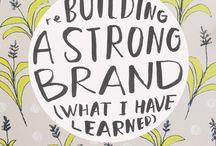 branding / by Erin Bigler- The Almost Homestead