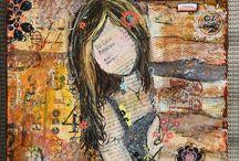 Art on Canvas / by Alison Baker