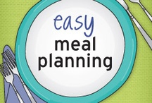 Easy Dinner Ideas / by Barbara Tomarchio