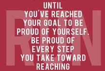 Keep Going / Motivation / by Mandy Gallegos