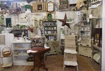 Booths I Love / Antique/junk booths in Malls or Flea Markets / by Loves by Jay Michele Dodds