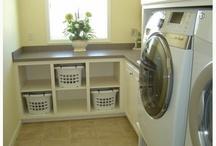 Laundry room / by Nikki Adams