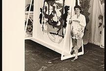 Frankenthaler / by Meredith Goodrich