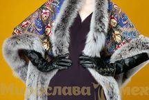 платки / by Furs Style
