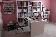 Craft Room Re-Do  / by Antonia Stone