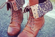 Boots / by Bryce Carreiro