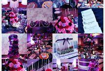 Purple Weddings / by Karen Riley-Belle (Bella Events by Kay)