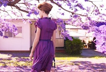 Gone Purple... / by Demet Kaptanoglu