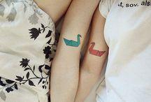 tattoos / by Keltie Colleen
