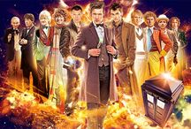 Doctor Who  / by Nikki Sherman