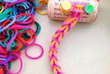 Rainbow loom / by Zoally