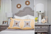 Bedrooms / by Jeanne Griffin