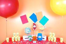 LEGO Candy Buffet / by Candy Galaxy