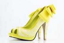 Design Inspiration: Modern Bride / by Shoes of Prey