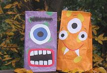 Monster Mash Movie Bash / Fun October birthday party: could watch monsters inc or monsters vs aliens? / by Marin O'Brien
