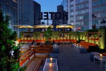 Rooftop bars / by Leentje Oosterlinck