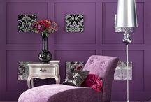 <3 Purple <3 / by Traci B