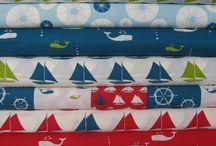 Fabric / by Jennifer Tomase